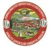 Ancienne  étiquette Fromage  Munster L'avenir Agricole Gérardmer Vosges 88 - Formaggio