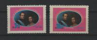 EC - 1980 - 1841-1842 - KÖNIG VON SPANIEN - SATZ   - POSTFRISCH -MNH - ** - ECUADOR - EQUATEUR - Equateur