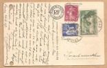 Belle Affranchissement Pour L´Allemagne, Sur Carte Du Louvre - TIMBRE SAMOTHRACE - Poststempel (Briefe)