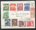 ALLEMAGNE Chateaux Et Monuments 1940 N°673-683 - Duitsland