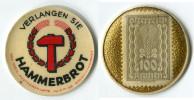N93-0172 - Timbre-monnaie Hammerbrot 100 Kronen - Kapselgeld - Encased Stamp (Autriche) - Monétaires / De Nécessité