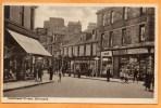 Saltcoats Dockhead Street 1937 Postcard