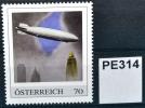 Symbole Der 30er Jahre, Zeppelin über New York, Empire State Building, PM AT 2012 ** (pe314 ) - Autriche