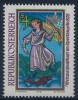 **Österreich Austria 1978 ANK 1615 Mi 1584 (1) Sport Fishing MNH - 1945-.... 2ème République