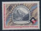 **Austria 1979 ANK 1650 Mi 1619 (1) Arlbergtunnel Traffic MNH - 1945-.... 2ème République