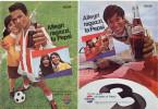 1968 - PEPSI Sponsor MEXICO 68  -   2  P.  Pubblicità Cm. 13,5 X 18,5 - Giochi Olimpici