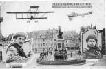 BESANCON AVIATION MEETING DES 14 15 ET 16 JUILLET 1911 PILOTES LEGAGNEUX ET HANRIOT - Besancon