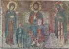 L3498 Grottaferrata (Roma) - Badia Greca - Basilica - Deisis Preghiera - Mosaico Mosaics Mosaique / Non Viaggiata - Other Cities