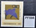 Blau Mantel, Öl Paul Klee 1940, Albertina Wien, PM AT 2008 ** (pf598 ) - Autriche