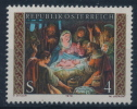 **Österreich Austria 1979 ANK 1661 Mi 1630 (1) Nativity Christmas MNH - 1945-.... 2a Repubblica
