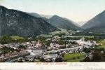 BAD ISCHL Mit Traunthal, Gel.1904 - Bad Ischl