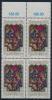 **Österreich Austria 1980 ANK 1694 Mi 1663 Block Of 4 Christmas MNH - 1971-80 Unused Stamps