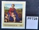 Die Madonna Im Grünen, Gemälde Raffael 1505, KHM Wien, PM AT 2009 ** (pf728 ) - Autriche