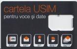 Phonecard Prepay Orange USIM - Romania