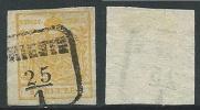 1850-54 AUSTRIA USATO AQUILA 1 K - A126 - 1850-1918 Impero
