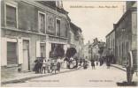 72 - Mamers (Sarthe) - Rue Paul Bert - Mamers