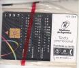 ARGENTINA - Calendar 1997, Telefonica Telecard(B 7), Chip GEM1, Tirage %25000, 11/96, Mint - Argentinien