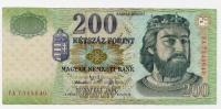 Magyar Nemzeti Bank 200 Forint 2006 - FA7345640 - Billets