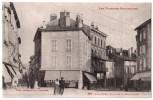 Saint-Girons - Place De La République - édit. Labouche Frères 898 + Verso - Saint Girons