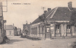 POISVILLIERS - Grande Rue - Café Despreaux - Andere Gemeenten