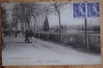 19 : Brive - Route De Malemort - Animée : Petite Animation - (n°4556) - Brive La Gaillarde