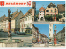 Schweiz - Delémont - Mit 4 Bildern - 1995 - JU Jura