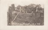 QUEANT - Sucrerie - Carte Photo 1918 - France