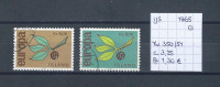 IJsland 1965 - Yv. 350/51 - Michel 395/96 Gest./obl./used - 1944-... Republique