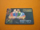 Macau Macao - Lisboa Casino slot magnetic player�s card