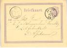 5 JUL 77  Bk G12 Van Leiden Naar Apeldoorn - Postal Stationery