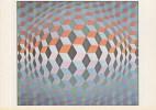 Victor Vasarely (Viktor Vasahelyi) - Cheyt-G - Europese Abstractie - Hedendaagse Kunst - Schilderijen