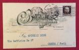 CREME  ED OLII PER CALZATURE  C.BUFALARI & C. MILANO - CARTOLINA PUBBLICITARIA PER CESENA -. 1930 - Werbepostkarten