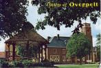 Overpelt Gemeentehuis En Kiosk - Overpelt