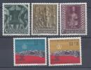 LIECHTENSTEIN - 1959-60 -  SERIE N° 350 à 352 + 353 - 354 -  NEUFS - X - TB - - Liechtenstein