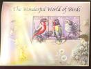 ST.VINCENT   2838 MINT NEVER HINGED MINI SHEET OF BIRDS   #   M-786-1  ( - Birds