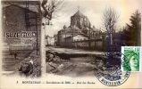 82 MONTAUBAN  INONDATIONS DE 1930 RUE DES ECOLES CATACLYSME NATUREL - Montauban