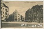 Düsseldorf V. 1934  Partie Mit Der Pempelforterstr.,Strassenbahn,Drogerie,Gasthof  (9460) - Düsseldorf