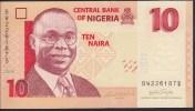 Nigeria 10 Naira 2006 P33a UNC - Nigeria