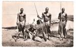 LOGONE , Tchad : P�cheurs ; photo Robert Carmet, ann�es 50, TB !!