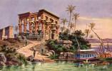 EGYPTE(ILLUSTRATEUR) PHILAE - Egypt