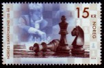 Schach Chess Ajedrez échecs - Norwegen Norway 2014 - MiNr 1862 - Schach