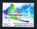 Korea 2011 Get Right To Host The 2018 Winter Olympic 1 Changping New 0505 - Korea (Süd-)