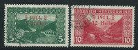 Bosnia 1914 Usato - Mi.89/90 - Bosnia Erzegovina