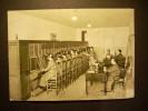 1954 ESPAÑA SPAIN INDUSTRIA TELEFONICAS TELEFONISTAS POSTCARD POSTAL AÑOS 70 CIRCULADA SIN SELLO - TENGO MAS POSTALES - Industrie