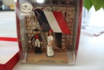 BICENTENAIRE DE LA REVOLUTION - FIGURINES EN BRONZE - EDITIONS JEAN MARC LALETA - Tin Soldiers
