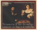 """Gambia 2004 Mi B 662 ** 300th Ann. St. Petersburg """"Treasures Of The Hermitage"""" / Gemälde Eremitage-Museum - Kunst"""