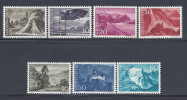 LIECHTENSTEIN - 1959-64 -  SERIE N° 342 A à  349 C - NEUFS - X - TB - - Liechtenstein