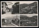 GRIGNASCO - NOVARA - 1952 - UN SALUTO CON 4 VEDUTINE - Novara