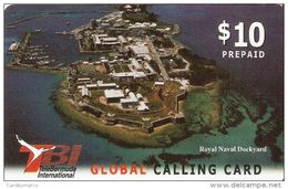 *BERMUDA* - Scheda Usata - Bermuda