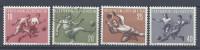 LIECHTENSTEIN - 1954 -  SERIE N° 284 à 287 - NEUFS - X - TB - - Liechtenstein